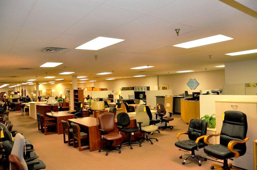 Wisconsin Office Furniture Showroom