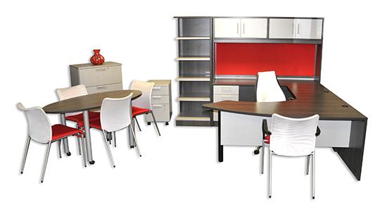 Superb Contempo U Shaped Desk
