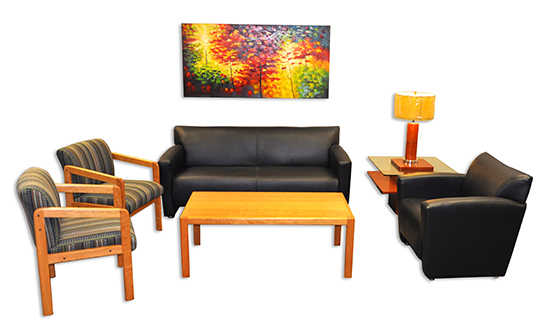 Super Leather Reception Area Furniture Couches Chairs Podanys Camellatalisay Diy Chair Ideas Camellatalisaycom