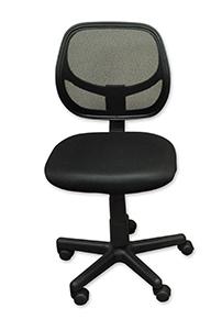 Great Armless Mesh Task Chair