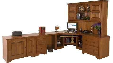 Custom Designs Home Office