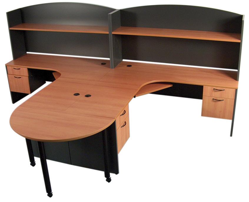Modular Concepts U-Shape Desk