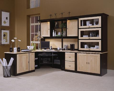 Custom Designs Home Office