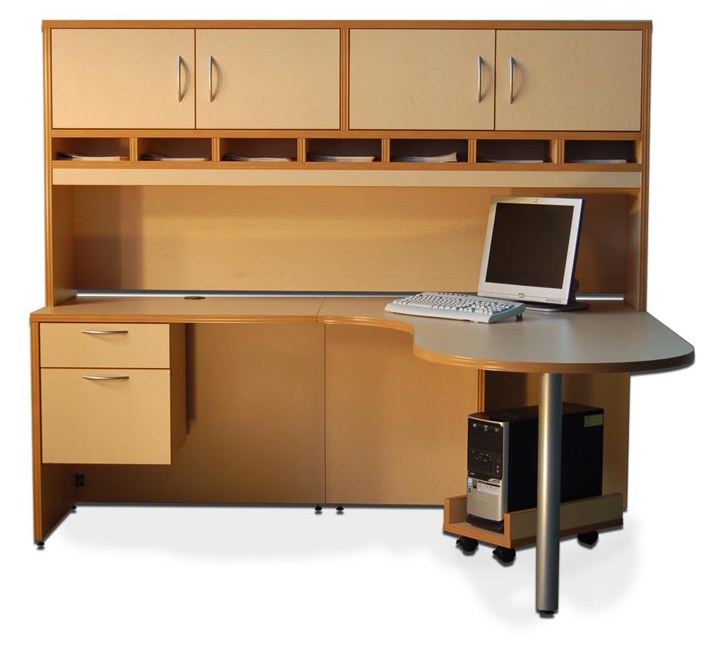 Modular Concepts L-Desk