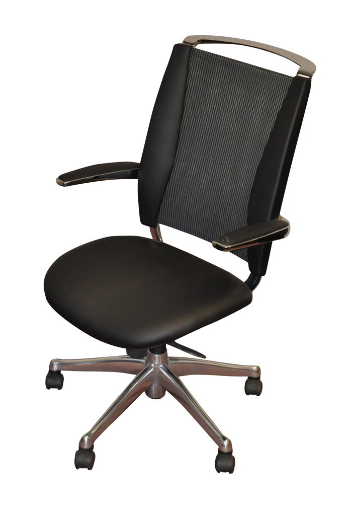 European Style Mesh Chair
