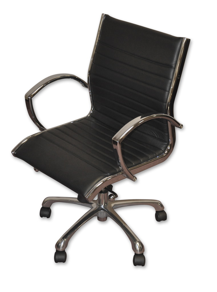 Italian Style Leather Chair