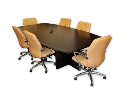 Expandable Conference Table