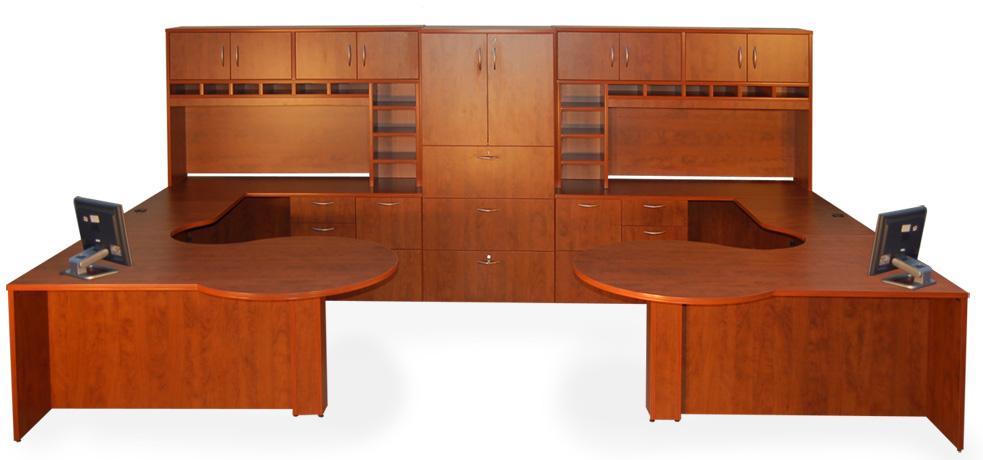 Wall Desk L-Shape