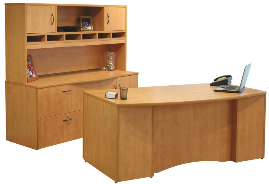 Modular Concepts Desk-Credenza