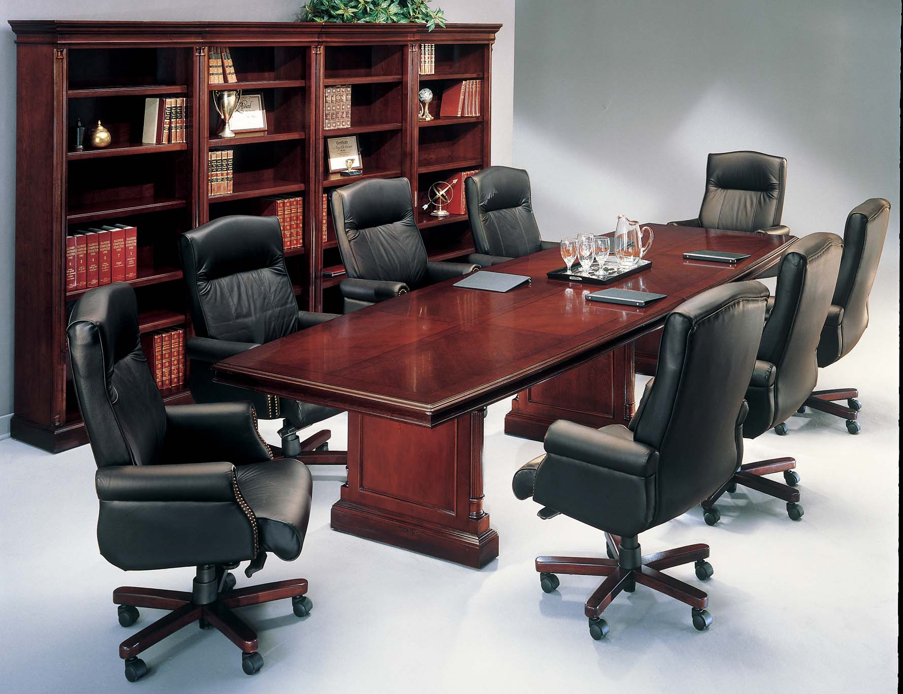 Wonderful Hampton Traditional Conference Table