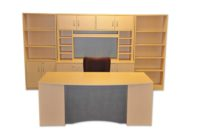 Modular Concepts Executive Desk
