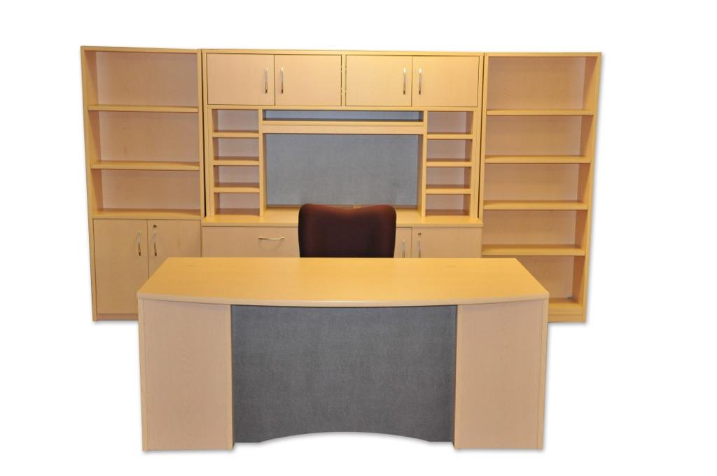 Modular Concepts Executive Desk