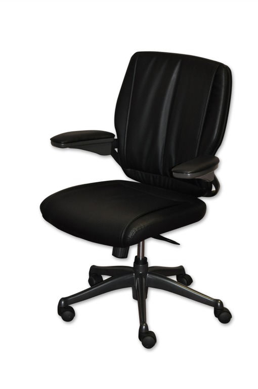 Syncro-tilt chair