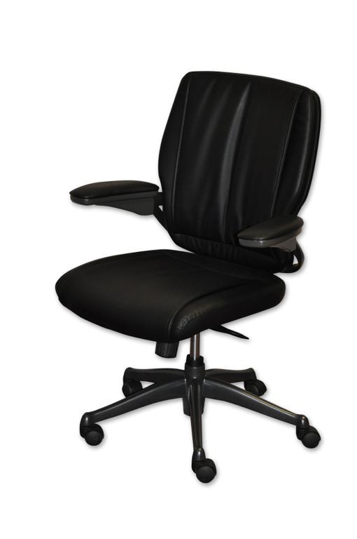 Syncro-tilt chair