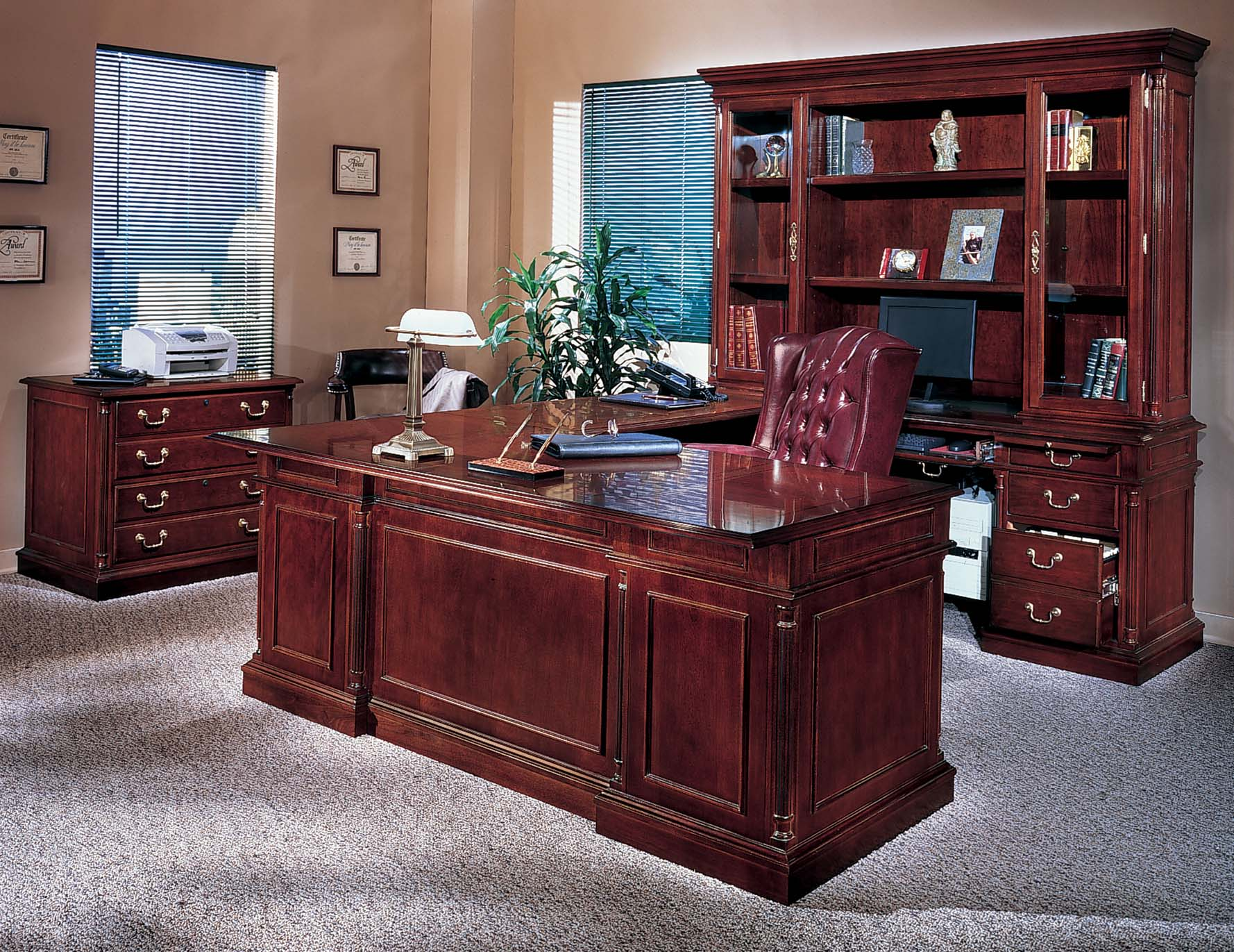 Hampton Traditions Office Furniture