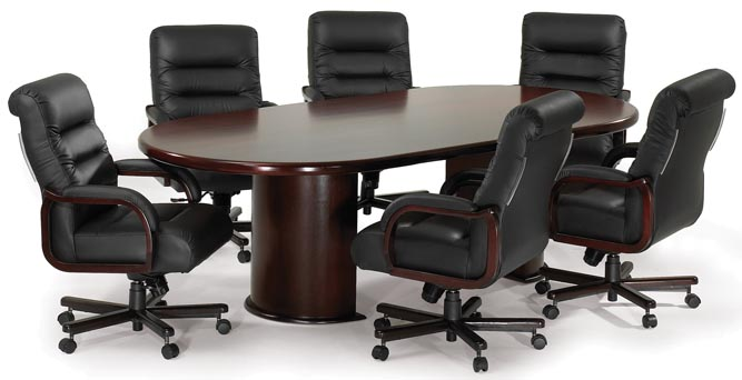 Piano Finish Conference Table