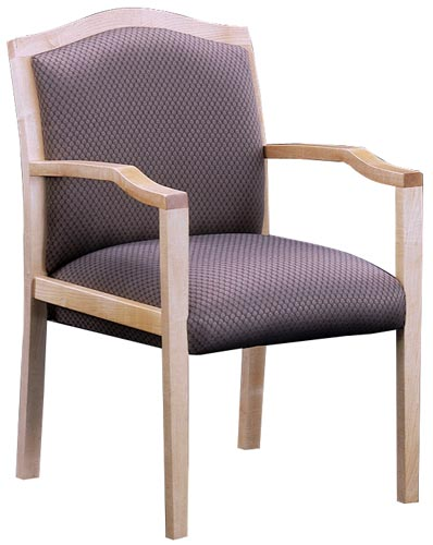 Transitional Frame Side Chair